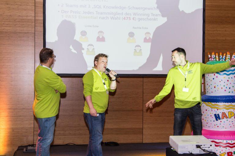 SQLKonferenz 2014 - 10. PASS-Geburtstag