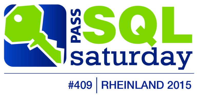 SQL Saturday #409 Rheinland