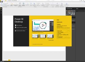 Power BI Desktop - Steps 1