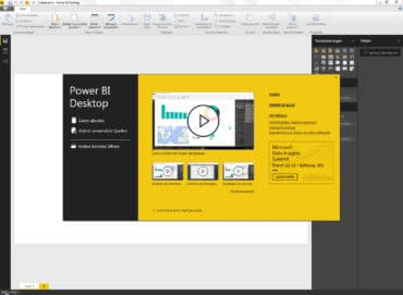 Power BI Desktop - Steps 1