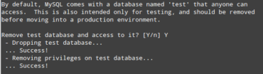 mySQL - Make it safer - Critical Patch Update - Januar 2016