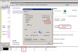 miserabler SQL Server Backup Durchsatz trotz guter Netzwerk-Anbindung