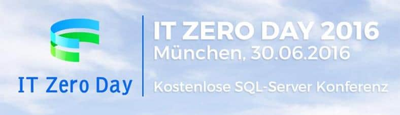 IT ZeroDay München 2016