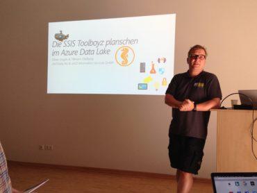 Oliver Engels und Tillmann Eitelberg - Die SSIS Toolboyz planschen im Azure Data Lake