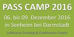 Pass Camp 2016 in Seeheim