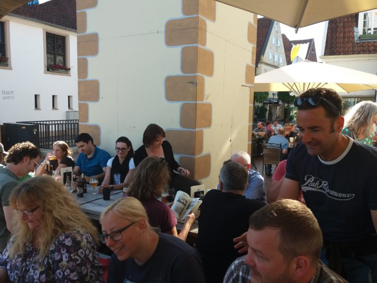 Communitytreffen SQLGrillen 2017 - German and European #sqlfamily