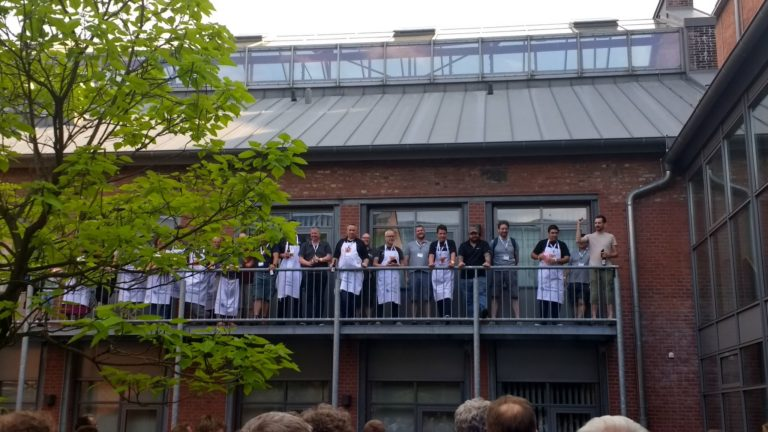 Henning L. @hlhr_dev Jun 2 thanks to all the speakers and specially to @sql_williamd for this great event #SQLGrillen