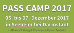 Pass Camp 2017 in Seeheim