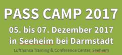 Pass Camp 2017 in Seeheim