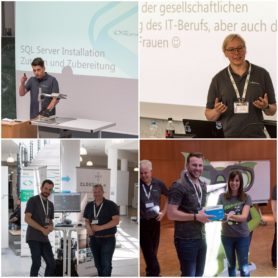SQL Saturday Rheinland - Collage