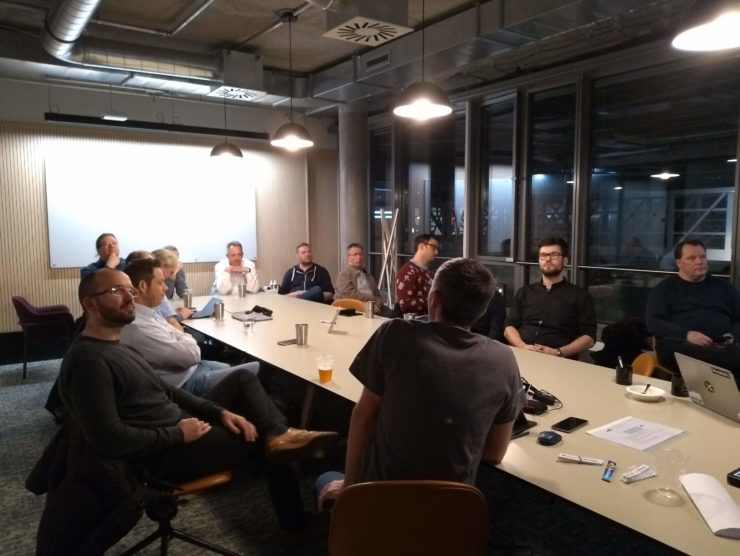 Azure Community - Azure Meetup Hamburg im November 2018