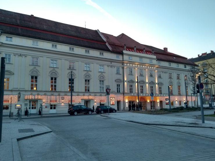 Linz Sehenswürdigkeiten - SQLSaturday Linz #810 2019