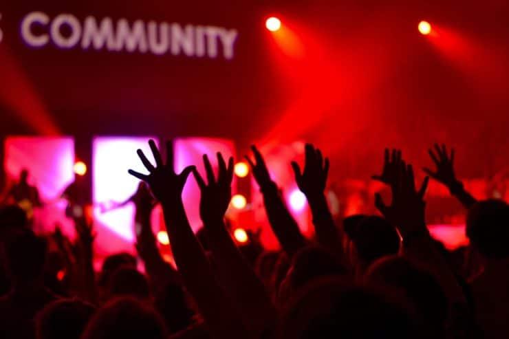 Community Engagement - CommunityRocks - Photo by William White