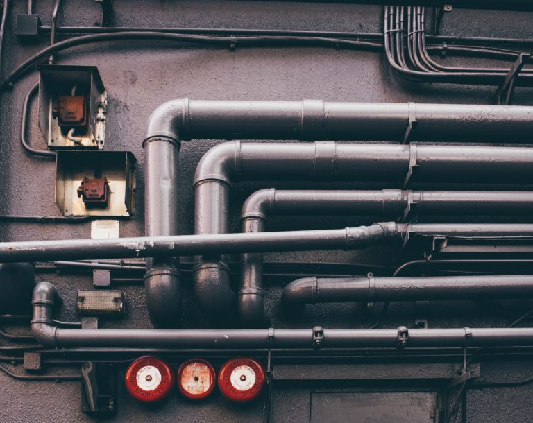 Azure Devops - pipelines - By tian kuan on Unsplash - Pipelines