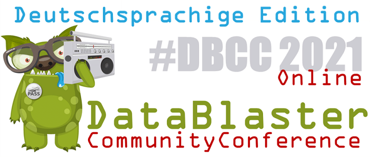 DBCC 2021 – Die Data Blaster Community Conference
